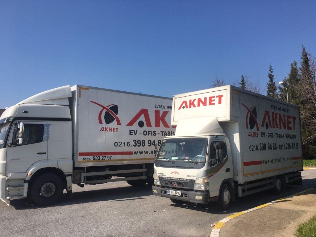 Alsancak-İzmir Evden Eve Nakliyat